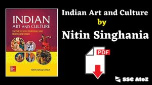 Indian Art and Culture PDF by Nitin Singhania